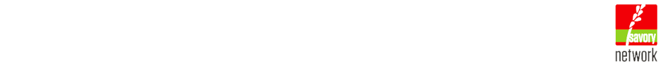 savory network logo
